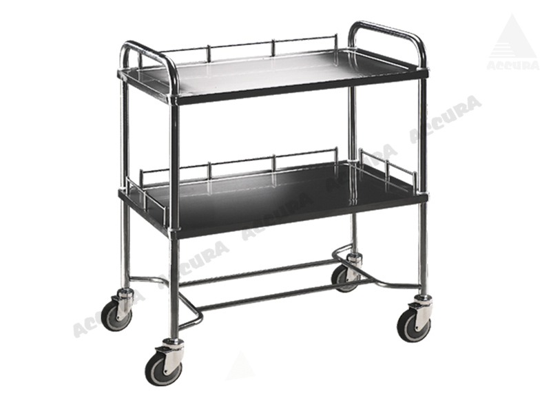 AW-68 - TWO TIER - INSTRUMENT TROLLEY